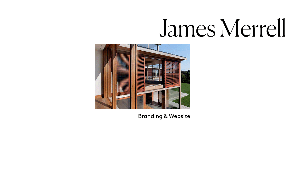 James Merrell Architects